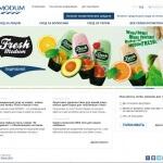 Разработка сайта с каталогом косметики под ключ