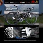 Разработка сайта-каталога велосипедов и аксессуаров под ключ